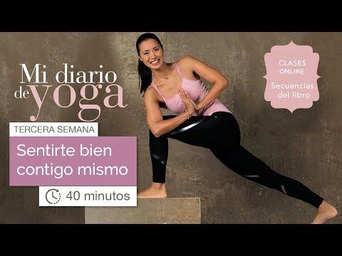 Curso Yoga Clase 11