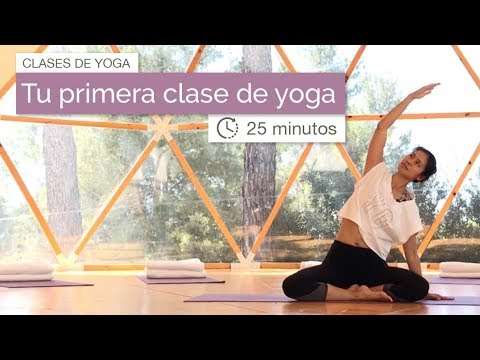 Curso Yoga Clases 1