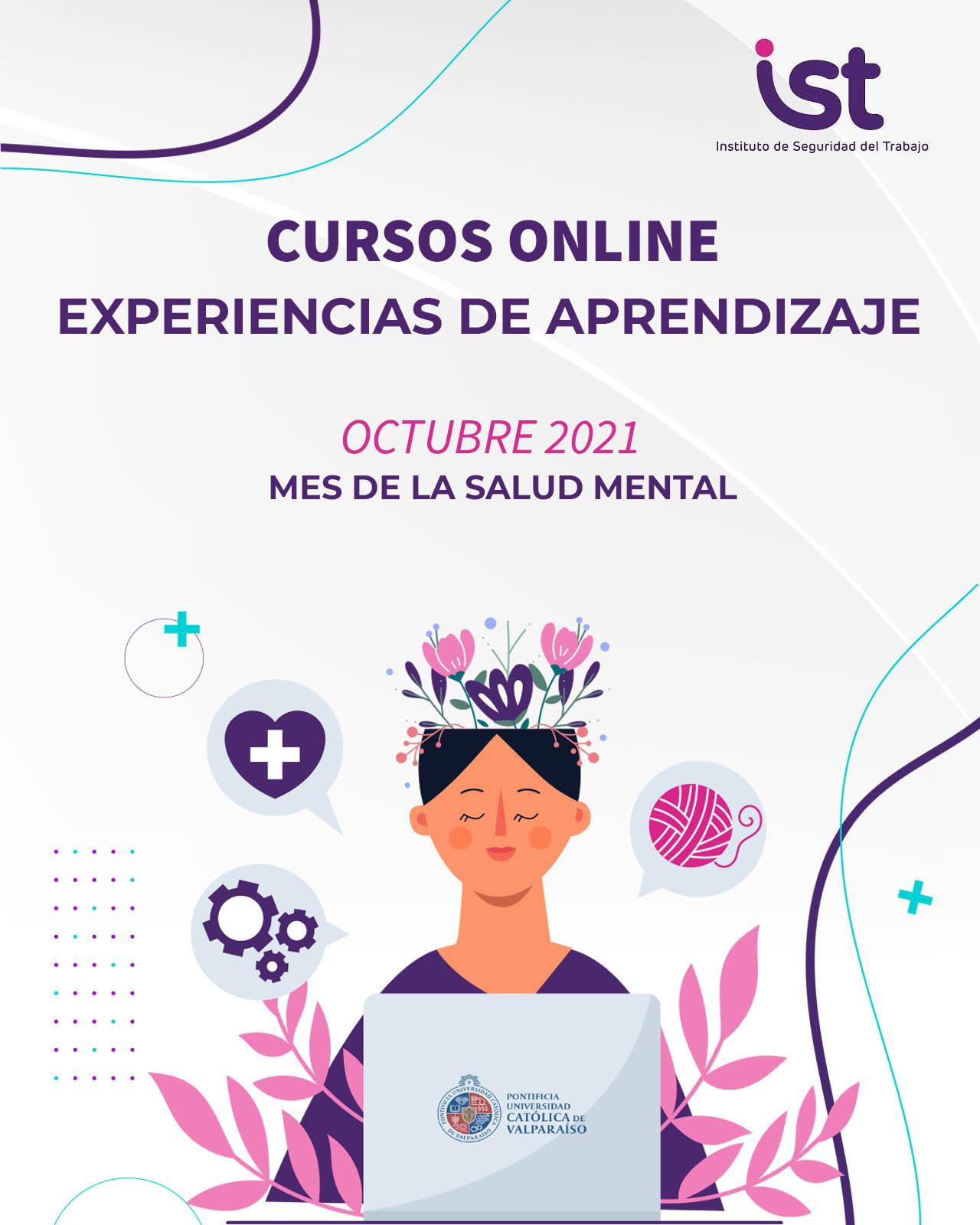 """Cursos online «Experiencias de Aprendizaje"""" – Instituto de Seguridad del Trabajo – Comité Paritario de Higiene y Seguridad Central"""